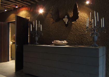 Bedrijven - Decoratie entree van hal ...