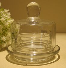 Botervlootje Rond Glas J-line