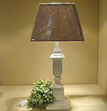 Lamp En Kap Vierkant J-line