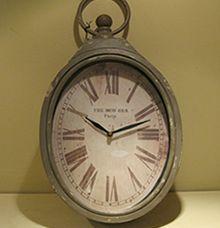 Klok Ovaal Horloge J-line