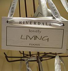 Deurhanger Lovely Living Room Riverdale